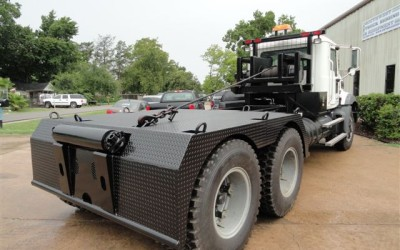 CUSTOMIZED WINCH TRUCKS BUILT TO SPEC.