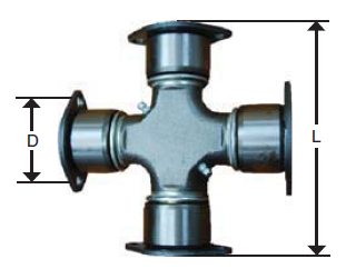 UNIVERSAL JOINTS (U-JOINTS)