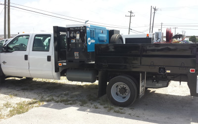 FORD WELDING AND SERVICE TRUCKS
