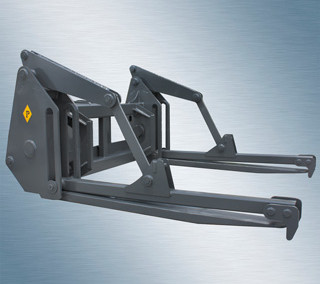 PIPE AND POLE GRAPPLES FOR ANY SIZE WHEEL LOADERS
